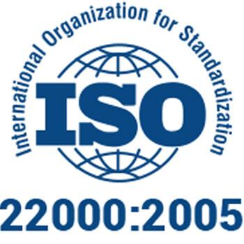 Hệ thống quản lý Chất lượng An toàn thực phẩm ISO 22000:2005
