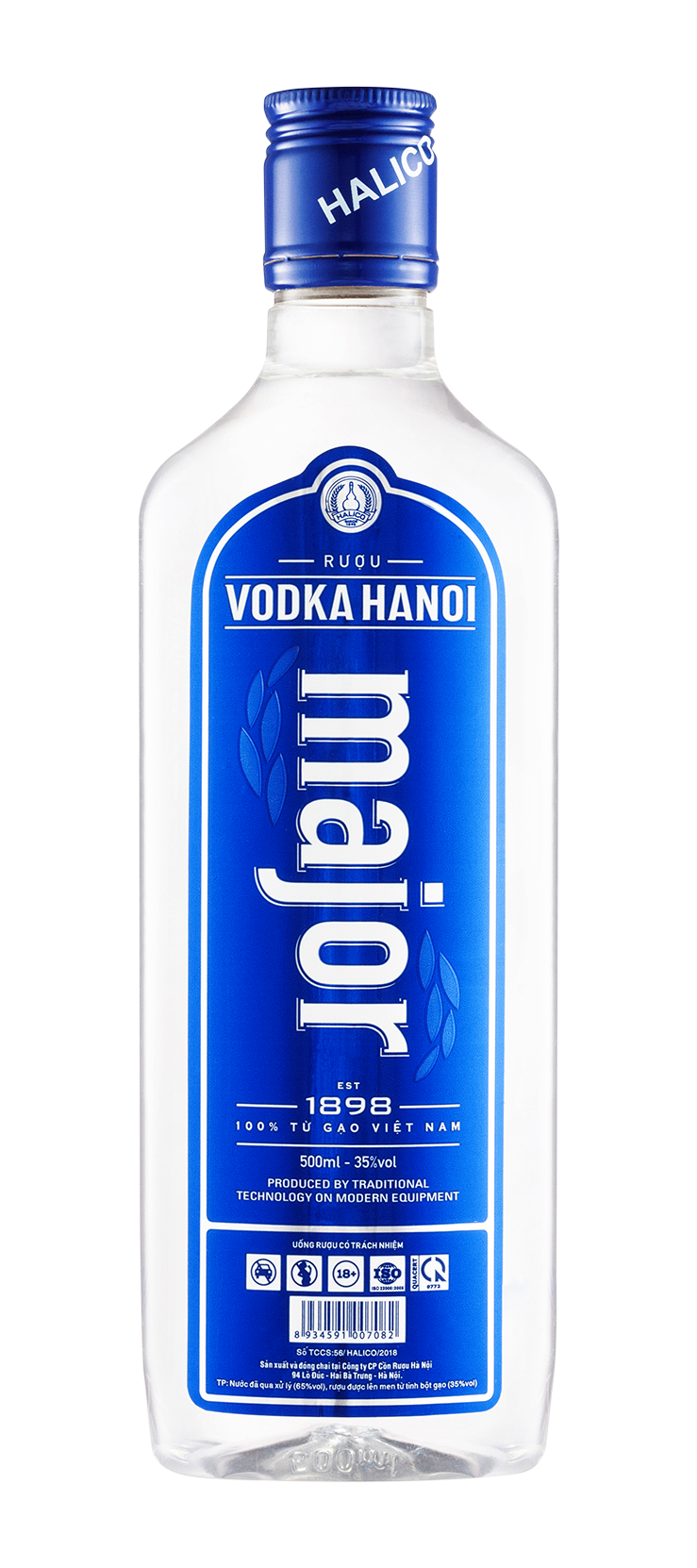 VODKA HÀ NỘI MAJOR