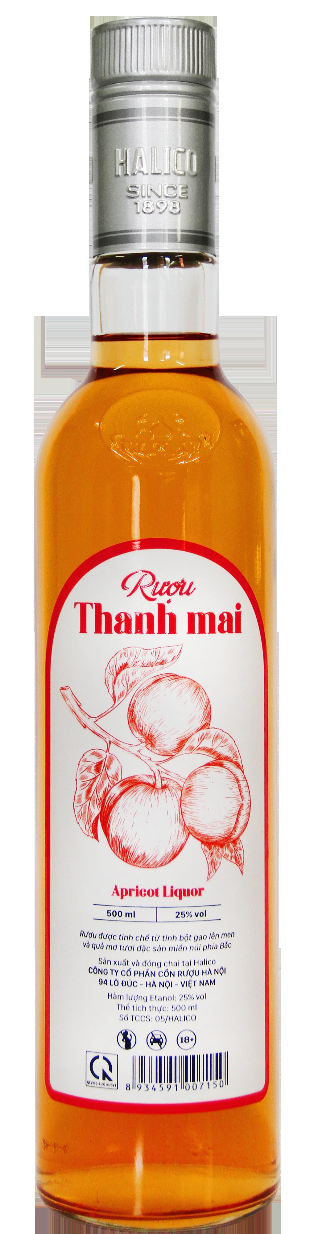 THANH MAI LIQUEUR