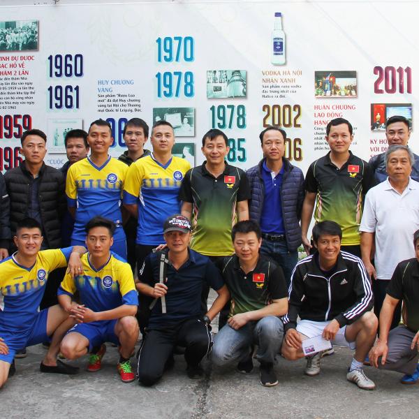 Halico tổ chức thành công Hội thao 2019 Chào mừng ngày Thành lập Công ty