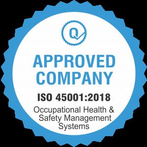 Hệ thống Quản lý Sức khỏe & An toàn nghề nghiệp<br>ISO 45001:2018