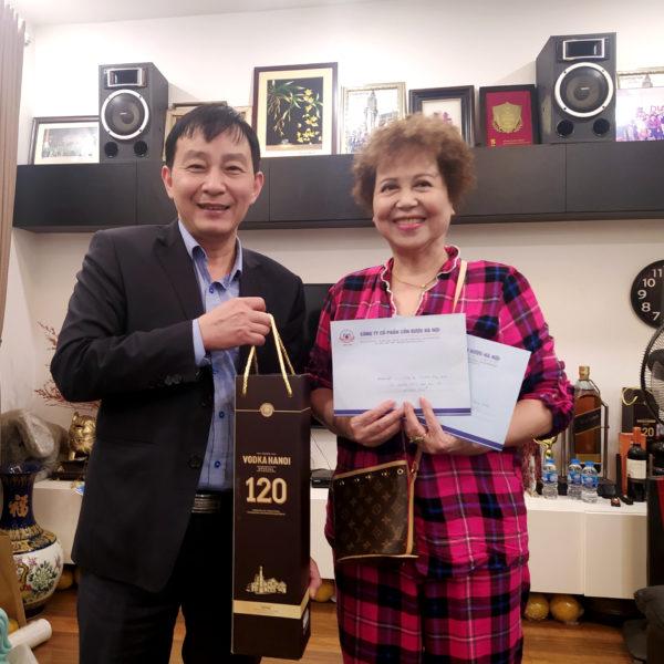 Halico tổ chức tặng quà và trao thưởng cho TOP10 Nhà Phân phối 2020